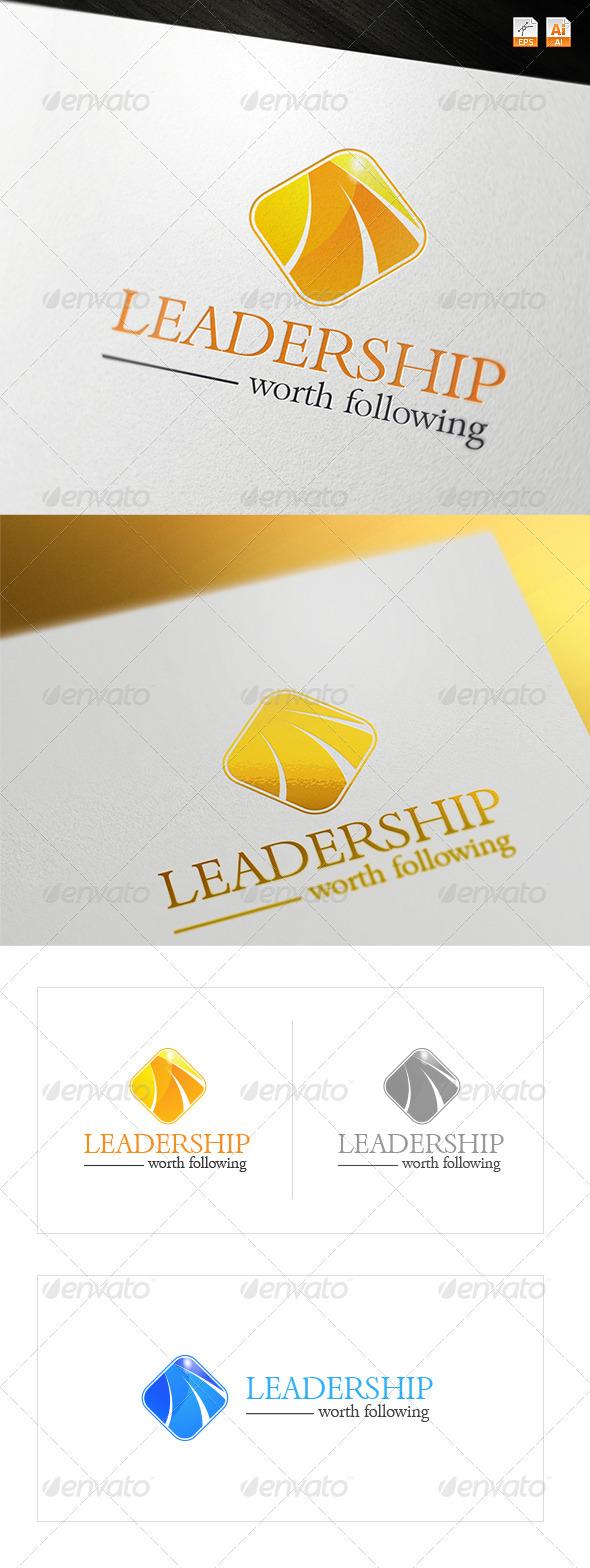 Leadership Logo - Abstract Logo Templates
