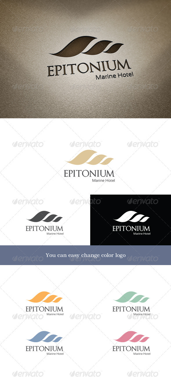 Epitonium - Objects Logo Templates