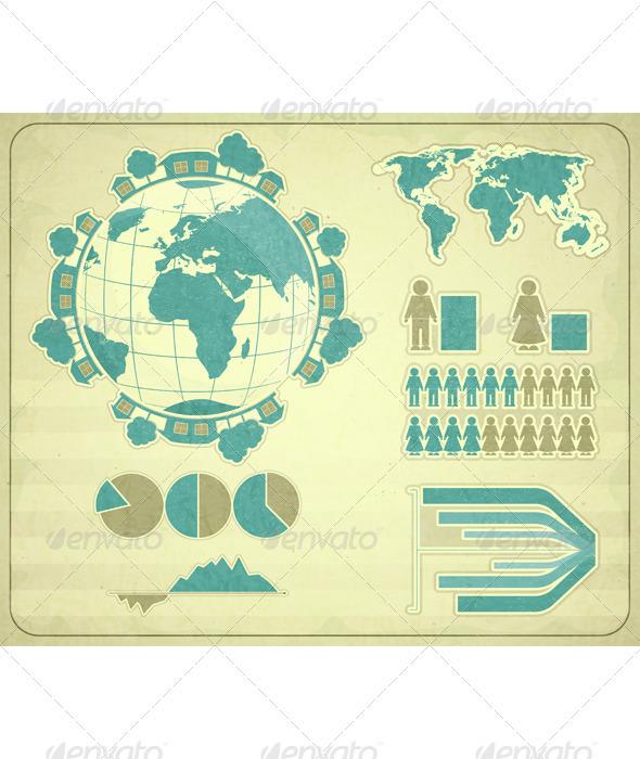 Eco Planet - Infographics