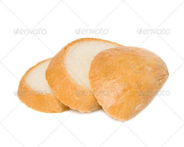Threaded bread - Stock Photo - Images