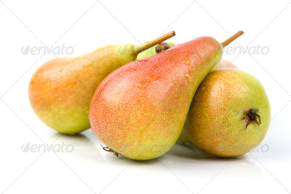 Pears. - Stock Photo - Images