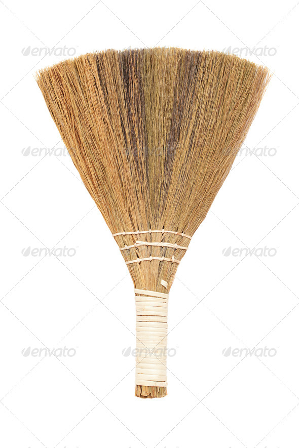 Broom - Stock Photo - Images