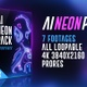 AI Neon Pack 4K - VideoHive Item for Sale
