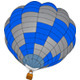 Hot Air Balloon Vector, EPS 10. - GraphicRiver Item for Sale