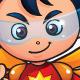 Super Kid - GraphicRiver Item for Sale