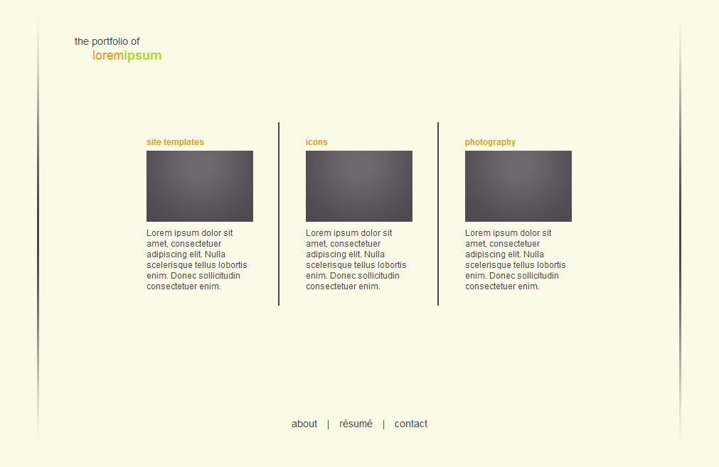 Free Download Simple Transitions Portfolio Nulled Latest Version