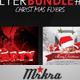 Christmas Flyer Bundle Vol.1 - GraphicRiver Item for Sale