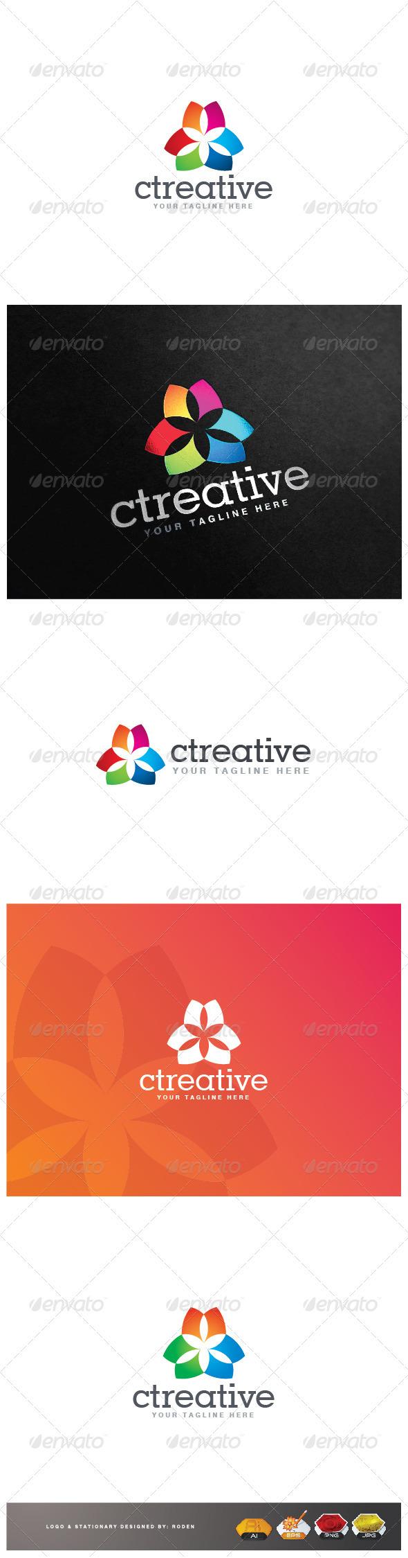 Creative logo - Letters Logo Templates