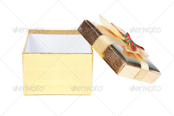 Fancy box - Stock Photo - Images