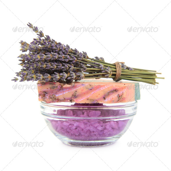 Accessories for spa. - Stock Photo - Images