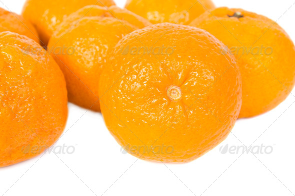 Tasty tangerines.  - Stock Photo - Images