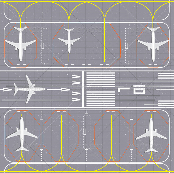Airport Layout - Industries Business