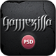 Gamezilla - Video Game News PSD Template Nulled
