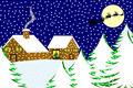 Christmas Landscape  - PhotoDune Item for Sale