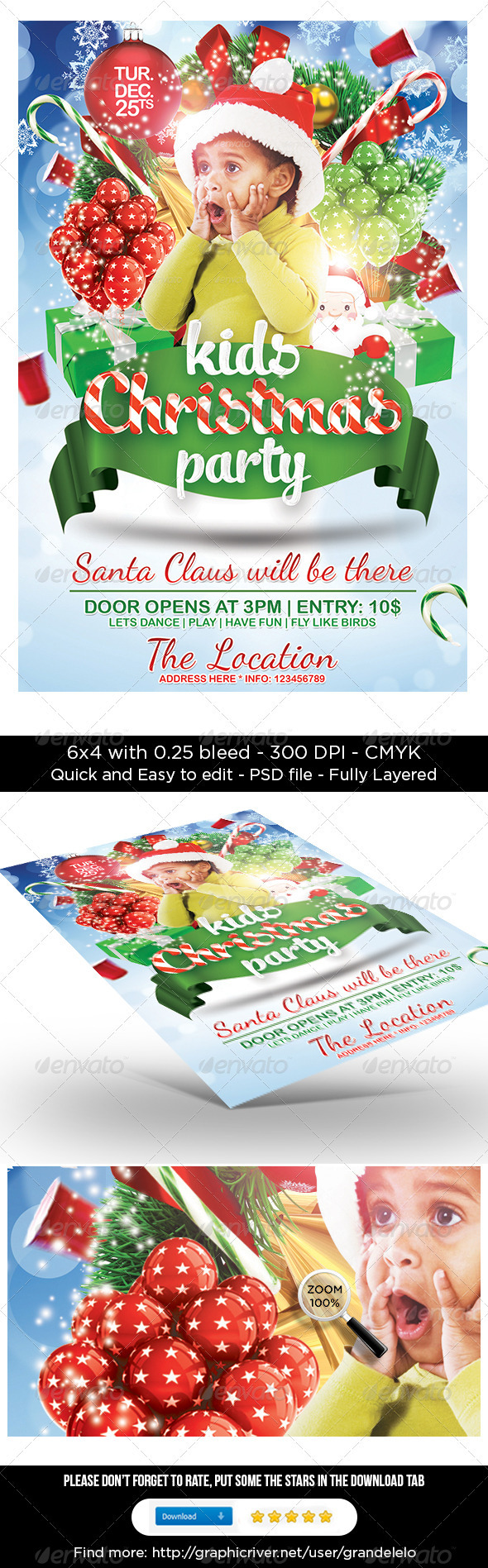 Kids Christmas  - Clubs & Parties Events