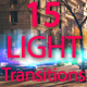 Professional Light Transitions - VideoHive Item for Sale
