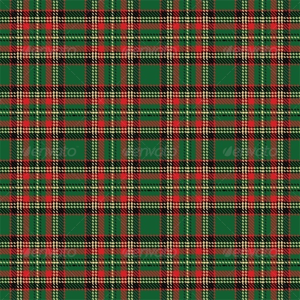 Tartan - Christmas Seasons/Holidays