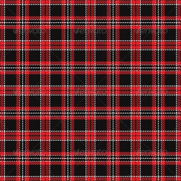 Tartan - Patterns Decorative