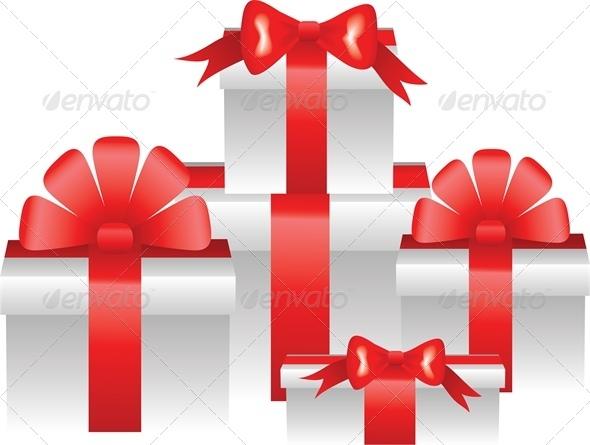 Christmas Gifts - Seasons/Holidays Conceptual