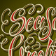 'Season's Greetings' Hand Lettering (Vector) - GraphicRiver Item for Sale