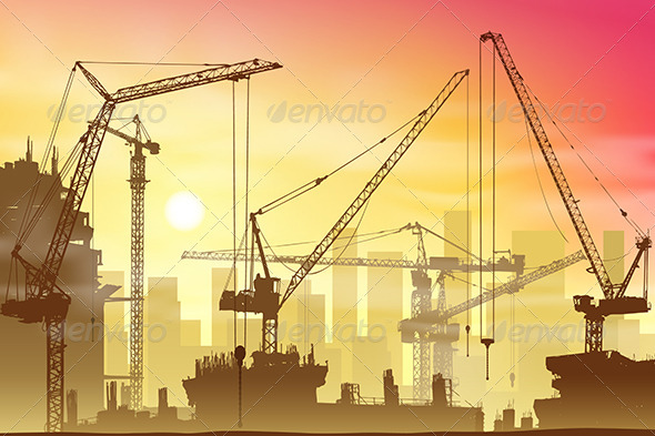 Tower Cranes - Industries Business