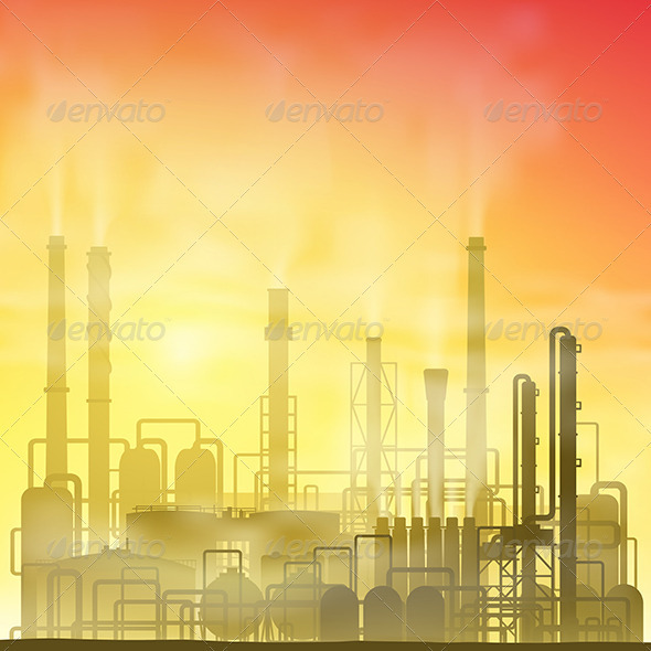 Industrial Plant - Industries Business