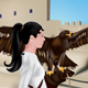 The Falconer - GraphicRiver Item for Sale