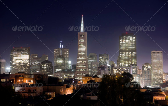 San Francisco - Stock Photo - Images