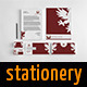 Business Stationery 01 - Guard System - GraphicRiver Item for Sale