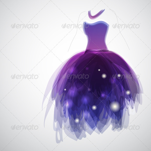 Purple Dress - Weddings Seasons/Holidays