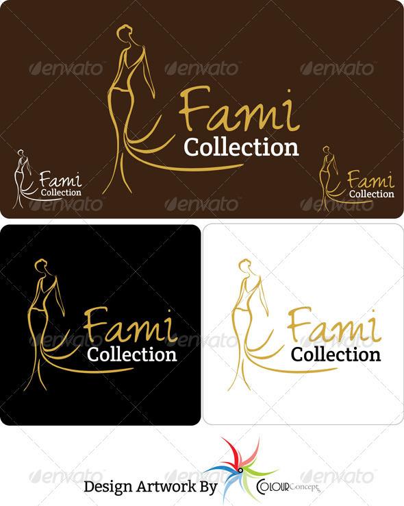 Fashion & Cloth Logo Template - Logo Templates