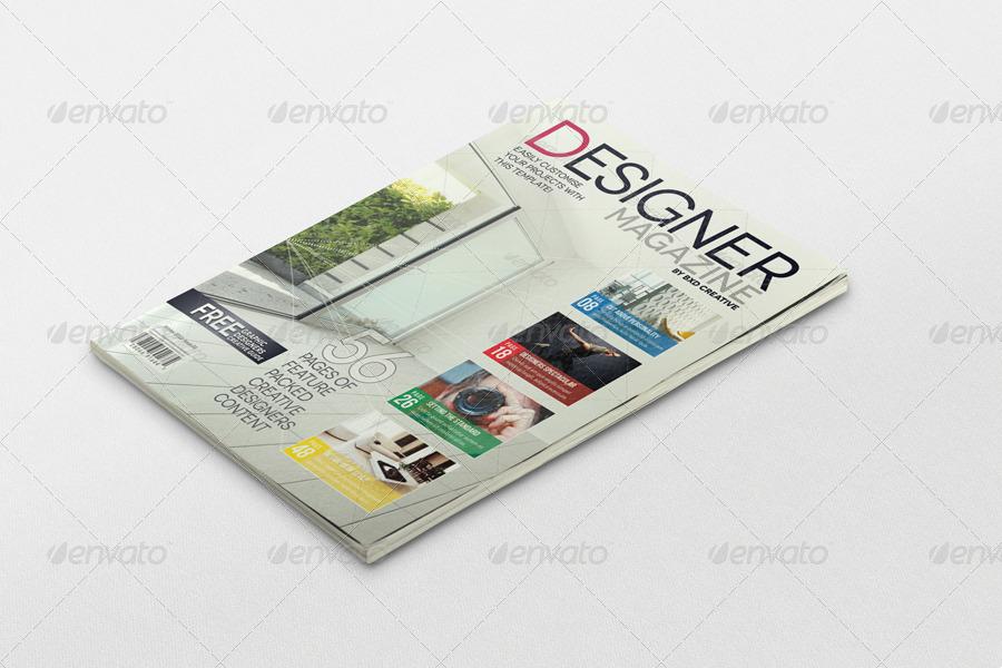 Brochure/Magazine Mock-Ups