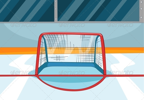 Hockey Rink - Sports/Activity Conceptual