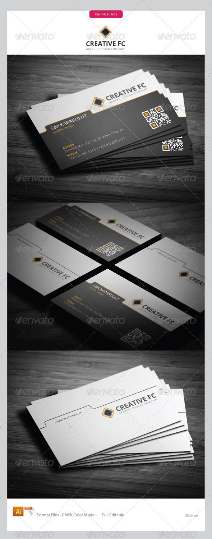 Corporate Business Cards 224 - Corporate Business Cards