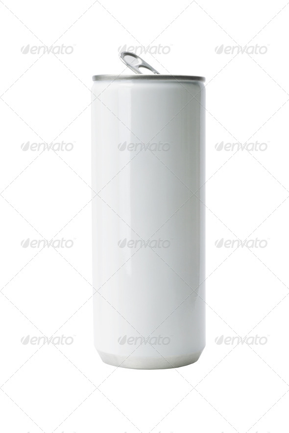 Aluminium Drink Can - Stock Photo - Images
