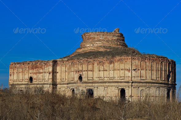 Chiajna Church  - Stock Photo - Images