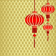 Chinese New Year Red Lantern Background - GraphicRiver Item for Sale