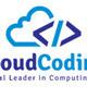 Cloud Coding Logo - GraphicRiver Item for Sale