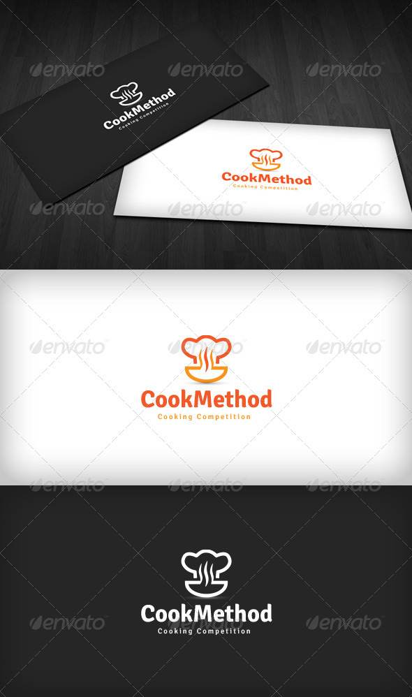 Cooking Competition Logo - Food Logo Templates