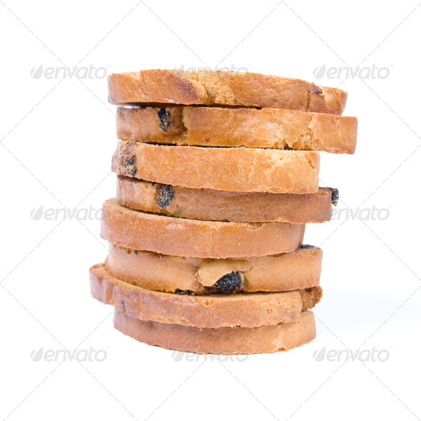Dried raisins. - Stock Photo - Images