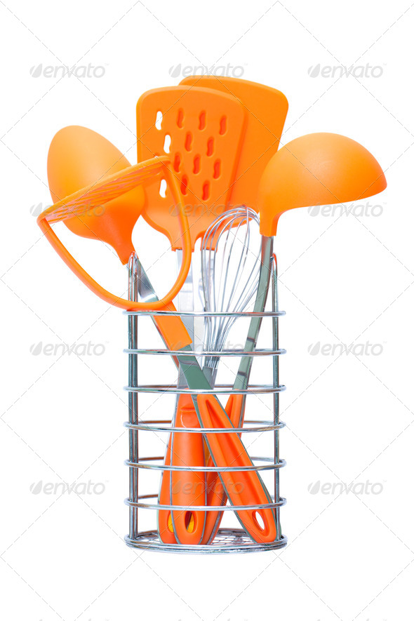 Kitchen Accessories. - Stock Photo - Images