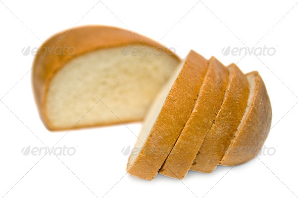 Threaded bread.  - Stock Photo - Images