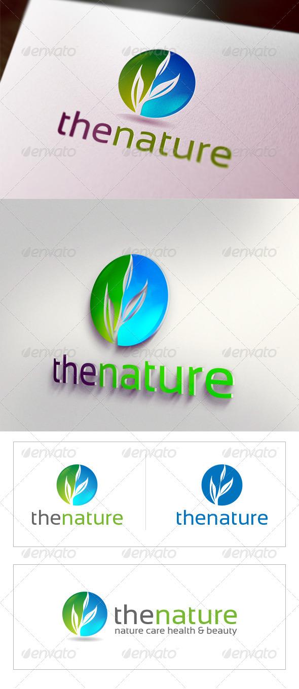 The Nature - Nature Logo Templates