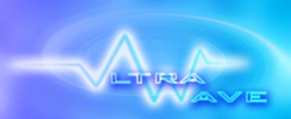 Ultrawave logo(shapka)