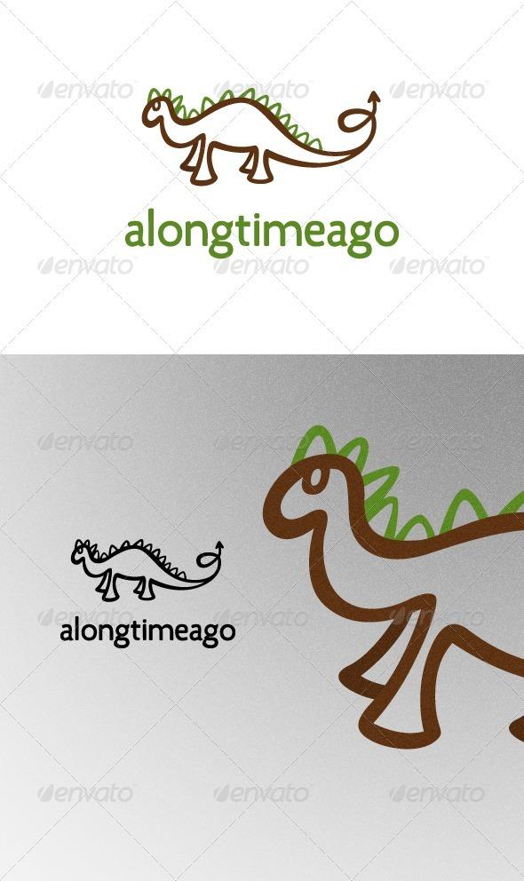 Dinosaur - Animals Logo Templates