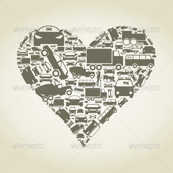 Car Heart - Miscellaneous Conceptual