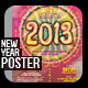 New Year Flyer - Poster - GraphicRiver Item for Sale