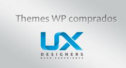 Temas comprados por UX Designers