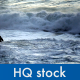 Ocean Waves Washing Rocks - VideoHive Item for Sale