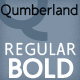 Qumberland Regular & Bold Modern Clean Font - GraphicRiver Item for Sale